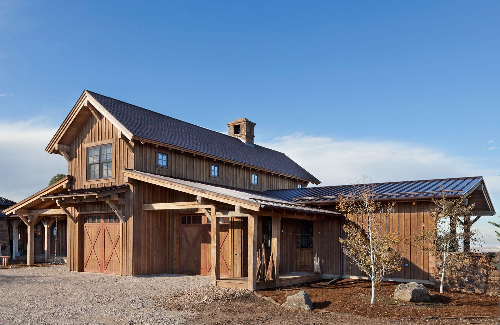 Davidson Mesa Treeline Homes Inc