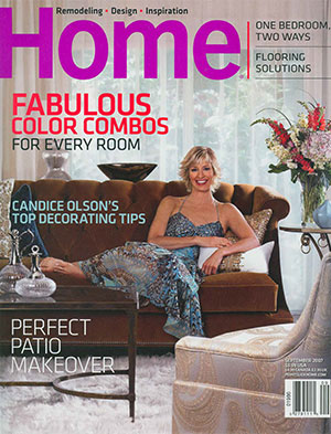 Home magazine 2007 cover