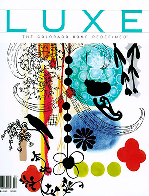 Luxe magazine 2007 cover