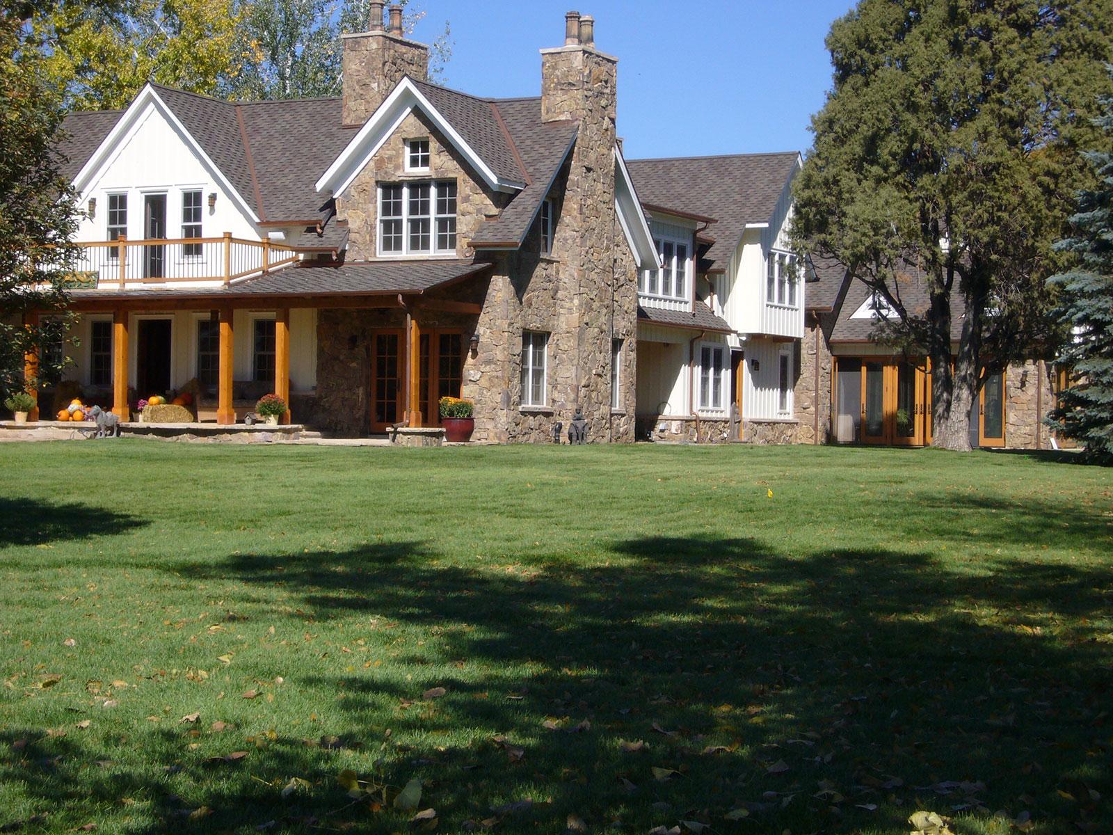 Crane Hollow Ranch Remodel Treeline Homes Inc