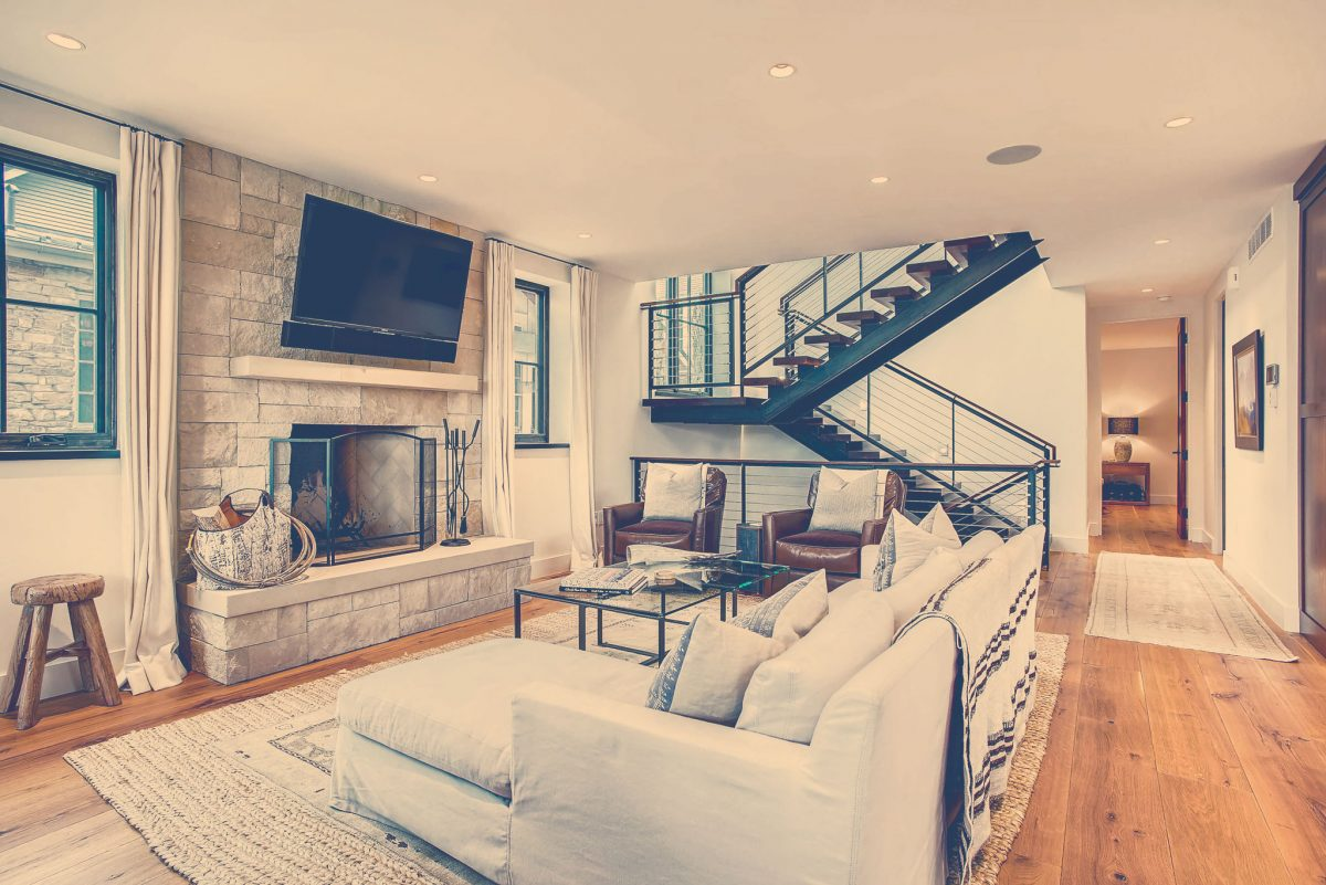 The Living Room Trailhead